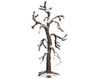 Snowy Oak Tree Large