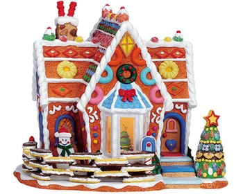 Crumb Cake Cottage