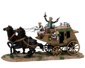 Haunted Stage Coach