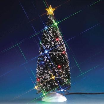 Multi Light Evergreen Tree, Large