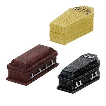 Coffins, Set Of 3