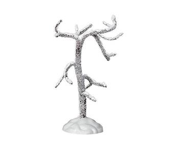 Snowy Crystal Tree Medium