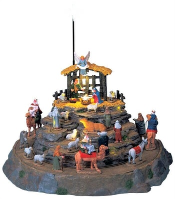 Nativity Scene, Set of 25
