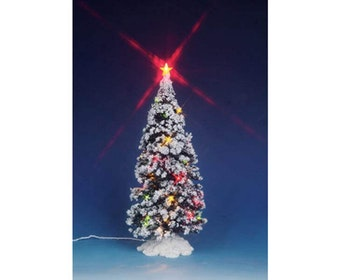 Lighted Christmas Tree Large