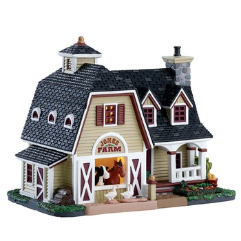 Jones Farmhouse