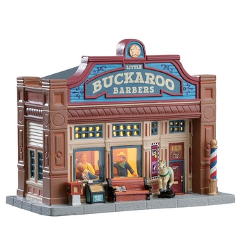 Little Buckaroo Barbershop
