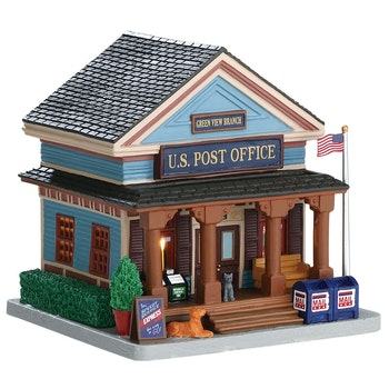 Green View Post Office