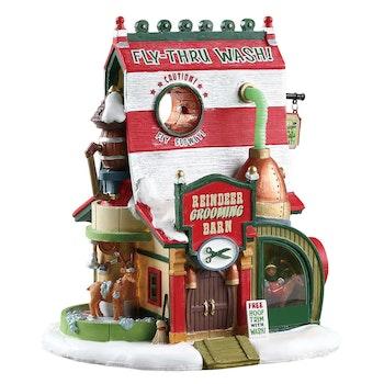 Reindeer Grooming Barn