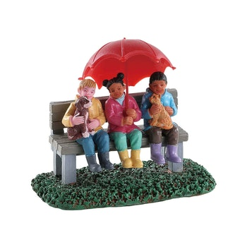 Rainy Day With Friends