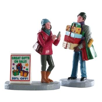 Shopping Teamwork