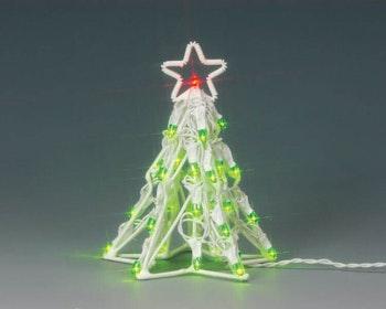 Lighted Sculpture-Christmas Tree