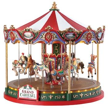 The Grand Carousel
