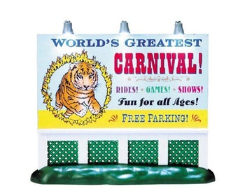 Carnival Billboard