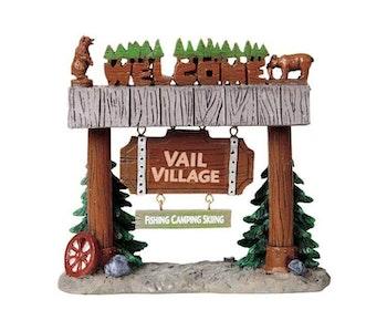 Vail Village Welcome