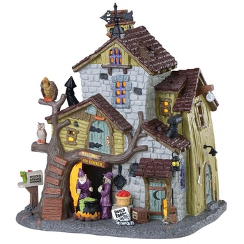 Witch And Warlock Residence