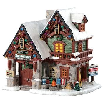 Backwoods Snowshoe Rental Shop