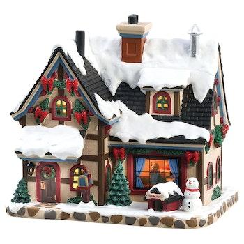 Cozy Christmas Eve