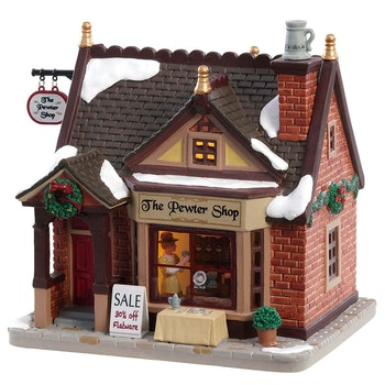 The Pewter Shop