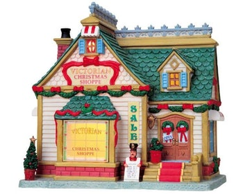 Victorian Christmas Shoppe