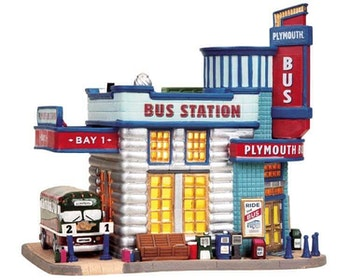 Plymouth Bus Station