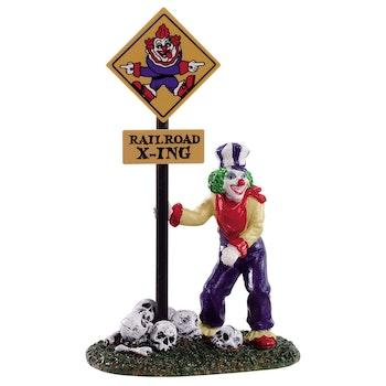 Crazy Clown Conductor