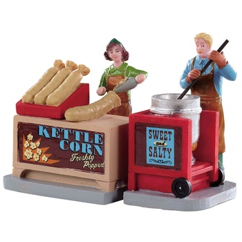 Kettle Corn Stand