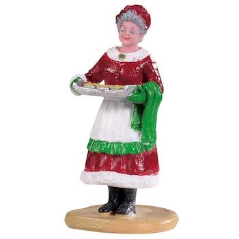 Mrs. Claus Cookies