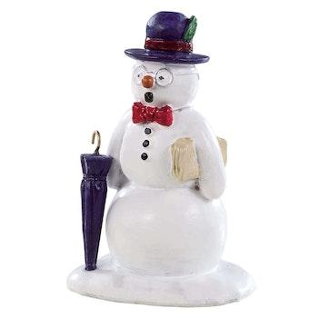 Dapper & Debonair Snowman