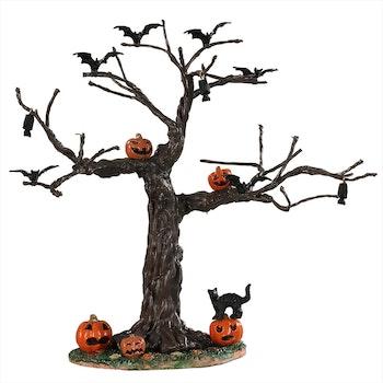 Batty For Pumpkins Tree