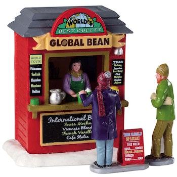 Global Bean Coffee Kiosk