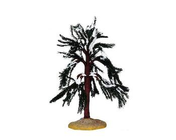 Snowy Cypress Tree Medium