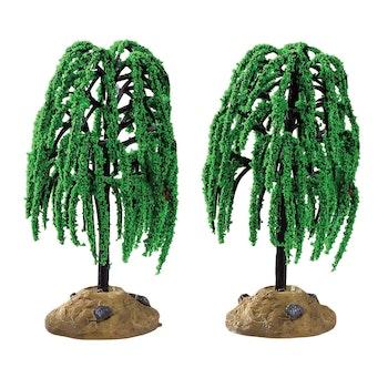 Spring Willow Tree, Set Of 2