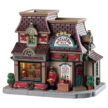 The Nutcracker Nut Shoppe