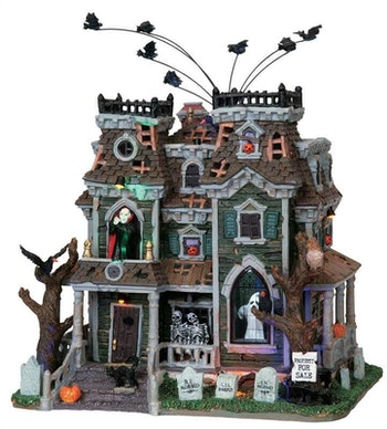 Morbid Manor