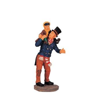 Bob Cratchit And Tiny Tim