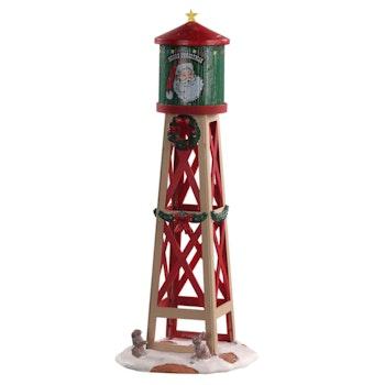 Rustic Water Tower