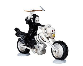 The Grim Reaper Rides