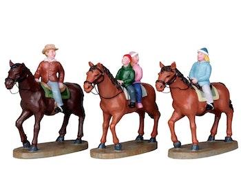 Horseback Family