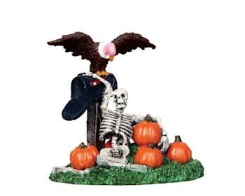 Spooky Mailbox