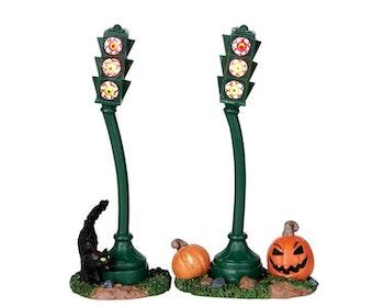 Spooky Traffic Light