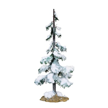 9 in. Glittering Pine