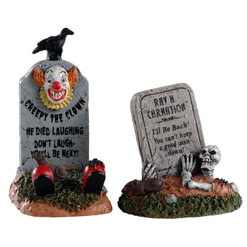 Crazy Headstones