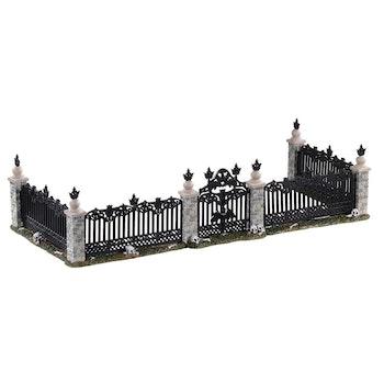 Bat Fence Gate