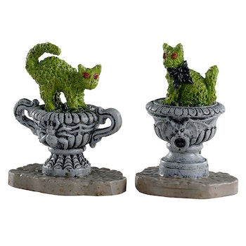 Haunted Topiary