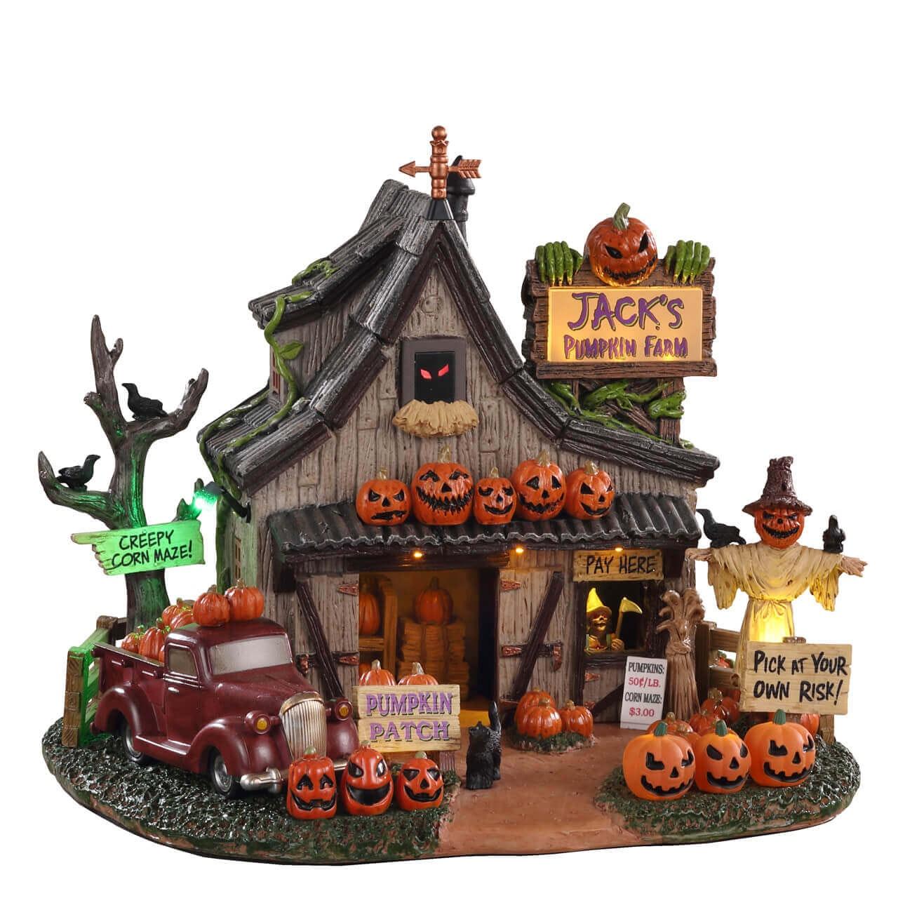 Jack S Pumpkin Farm