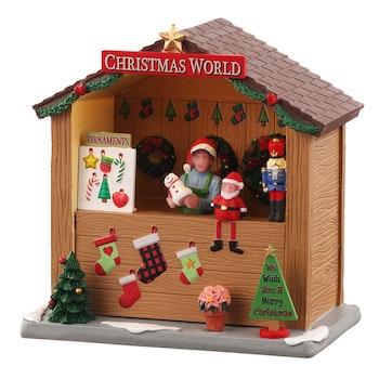 Christmas World Booth