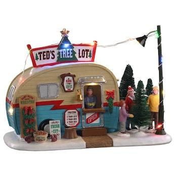 Ted'S Tree Lot, B/O (4.5V)