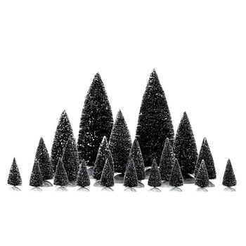 Assorted Pine Trees
