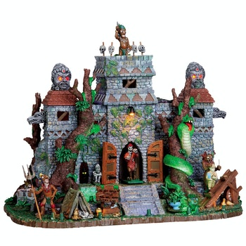 Temple Of Terror