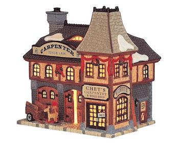 Chet's Carpentry Shop